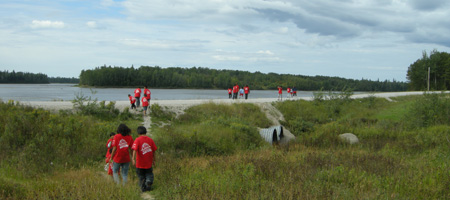 Aboriginal Outreach - Youth Camps - 4