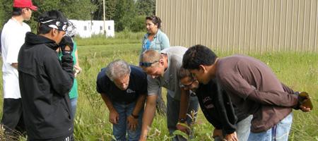 Aboriginal Outreach - Youth Camps - 5
