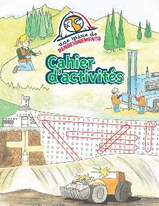 Activity Book French Front Cover