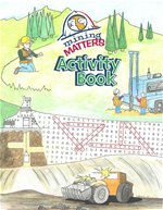 Activity Book Front Cover