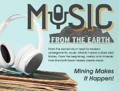 Cover Image-Music from the Earth