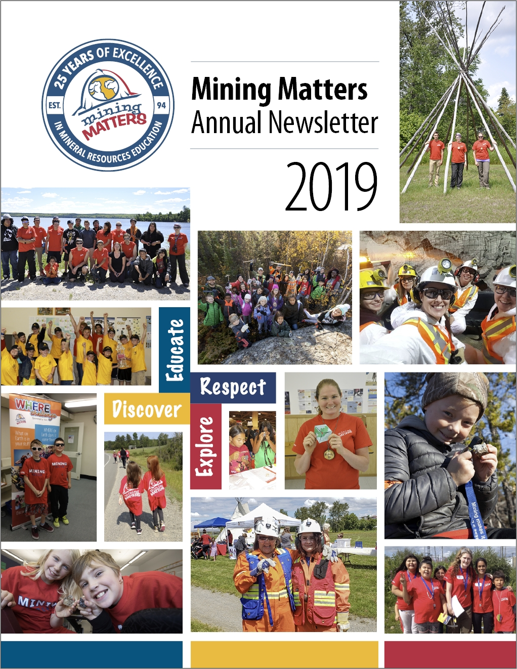Newsletter 2019 cover